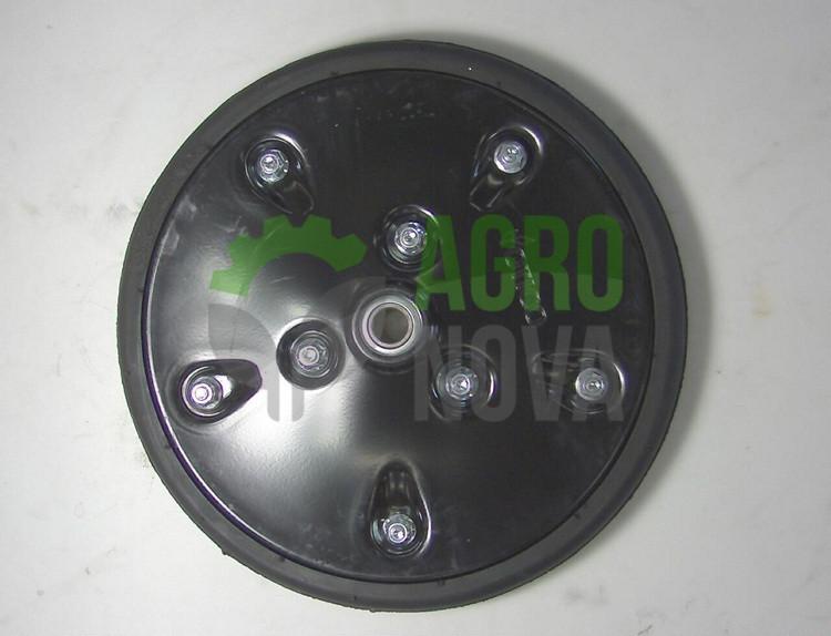 "95110576 Прикотуюче колесо в зборі(диск металевий) 1""x12"" HORSCH"