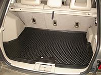 Коврик в багажник PEUGEOT 3008 с 2013- / цвет:черный