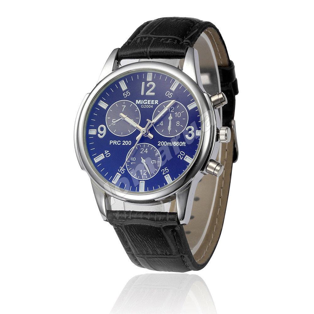 Мужские кварцевые часы Migeer G2004