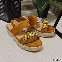 Босоножки женские замш на платформе фирмыVICES отличного качества , женская летняя обувь