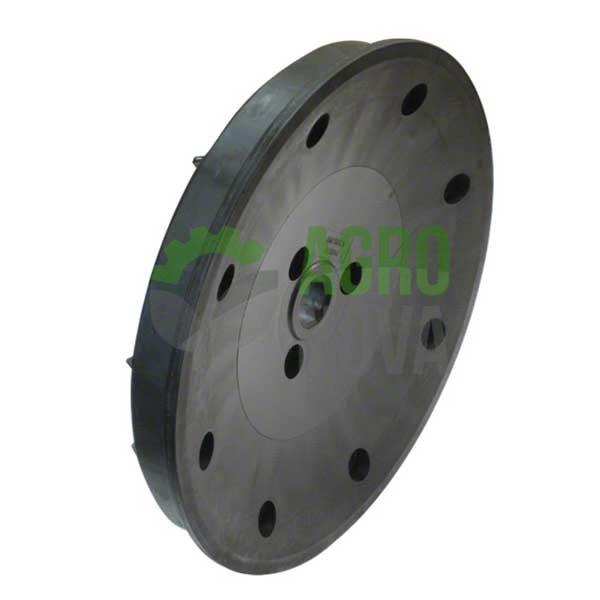 """7073.3 Напівдиск колеса опорного 4,5"""" x 16"""" 7073.3 Monosem диск (пластик)"""