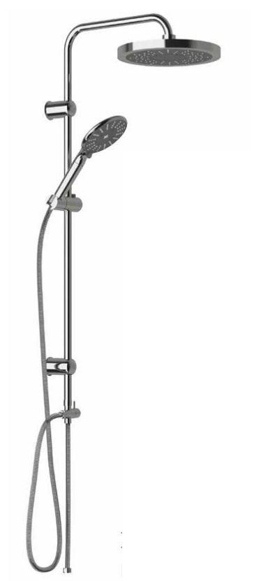 Душевая стойка Valtemo STAR Chrome (лейка 25 см)