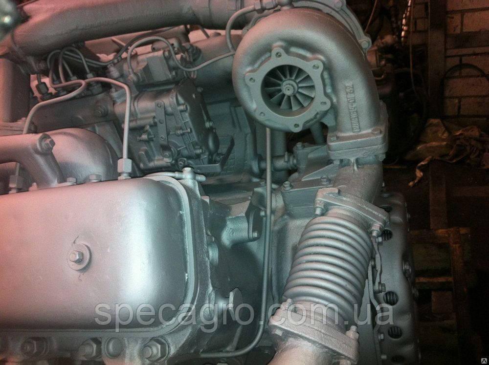 Двигатель дизельный ЯМЗ-238НД5 (238НД5-1000186) К-744 (300л.с)