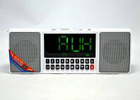 Портативная колонка WS-1515BT Bluetooth