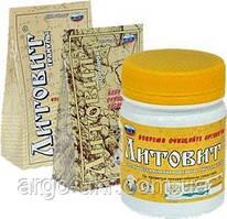 Литовит базовый порошок 150г  Арго цеолит, отруби, для желудка, кишечника, печени, похудение, очистка, гастрит