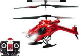 Вертолет на ИК управлении - PHANTOM INVADER контроль высоты (красный, 20 см, с гироскопом, 3 канала), фото 2