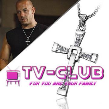 "Крест Dominic Toretto (Vin Diesel) с ""Форсаж"""