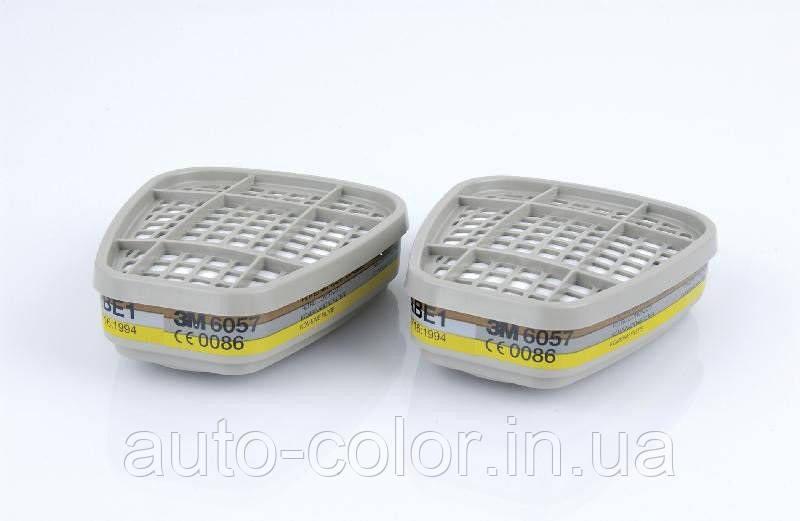 Фильтр угольный 3М 6055  (2шт)