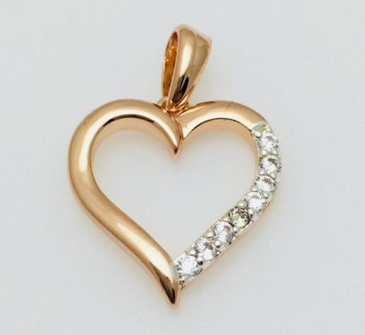 Кулон Серце