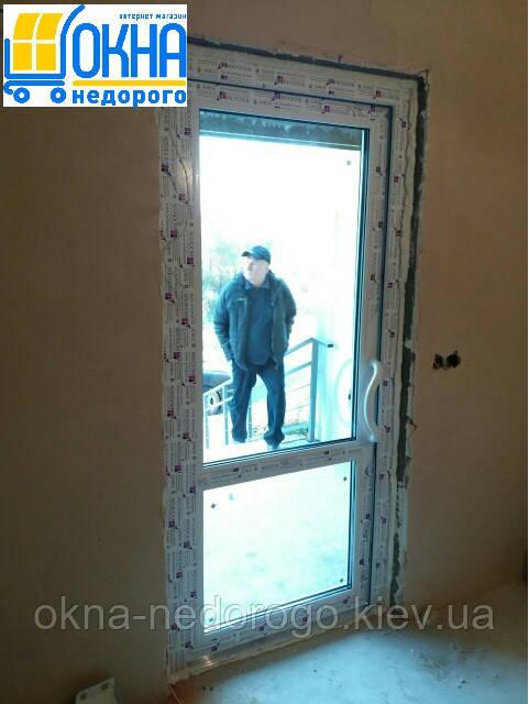 Металлопластиковые двери Борисполь