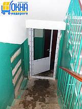 Металлопластиковые двери Борисполь, фото 3