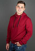 Мужская толстовка с капюшоном, фото 1
