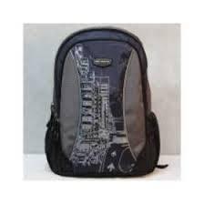 Рюкзак школьный Z1317005 серо-синий Dr Kong