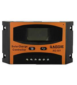 Контроллер заряда для солнечных электростанций RG-501, 20A