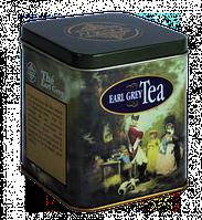 EARL GREY BLACK TEA Черный чай Эрл Грей (бергамот) 100гр