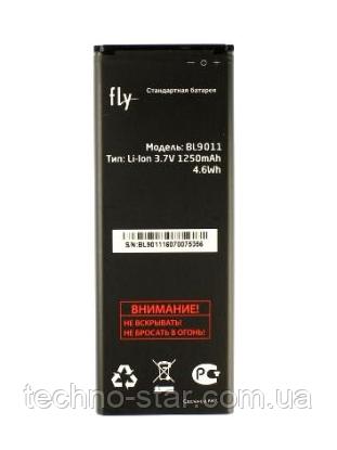 Оригинальный аккумулятор (АКБ, батарея) Fly BL9011 для FS406 Stratus 5