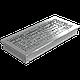 Решетка ABC шлифованная сталь 17*37, фото 2