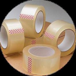 Упаковочные материалы, скотч, изолента