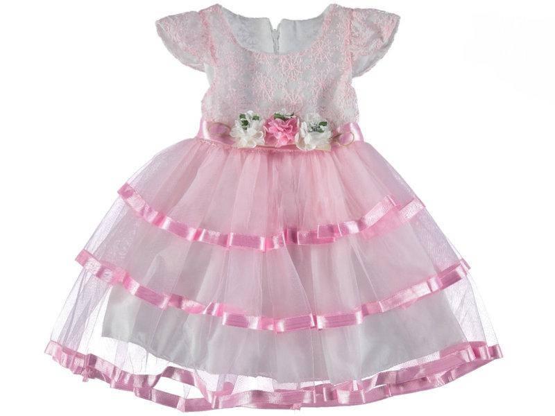 Нарядное платье для девочки 5 6 7 лет