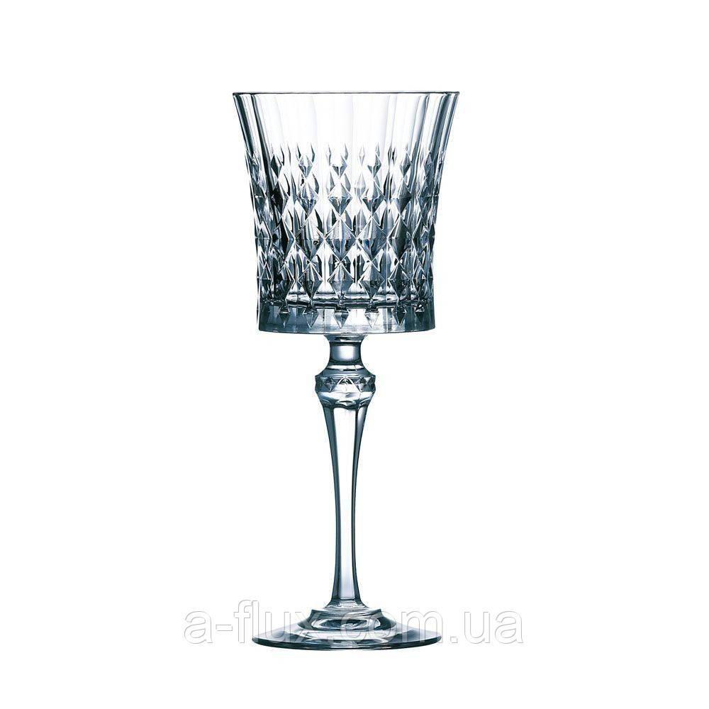 Набір келихів для вина 270мл (6шт) Ladies Diamond Eclat L9743