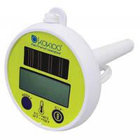 Термометр плавающий цифровой на солнечных батареях Kokido K837CS