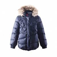 Куртка-пуховик зимняя для девочки Reima Usvat 531230, цвет 6980