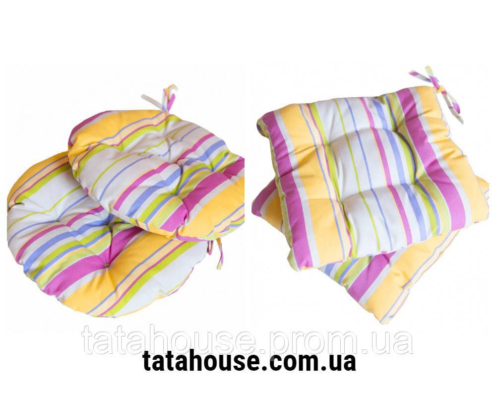 Подушка на стул Stripe