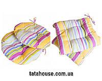 Подушка на стул Stripe, фото 1