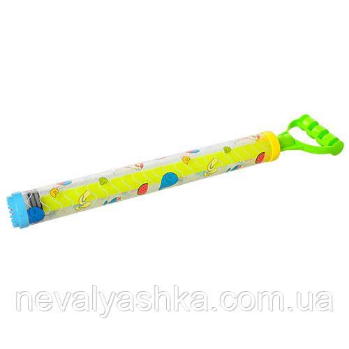 Водное Оружие Водный Насос прозрачный с ручкой 44 см, 5570, 008331
