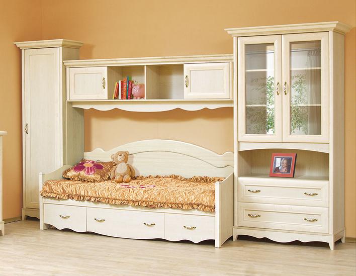 Кровать «Селина» с ящиками. Світ Меблів