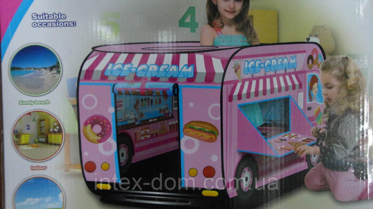 Палатка игровая Автобус  (M 3716)
