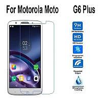 Защитное стекло Glass для Motorola Moto G6 Plus