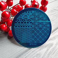 Пластина диск для стэмпинга stz 02, фото 1