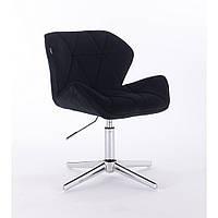 Кресло Hrove Form. HR 111 черный,велюр