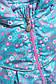 Утепленна куртка-ветровка для девочки, Модный карапуз, размеры 80-98, фото 3