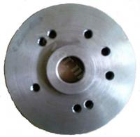 Планшайба для дисков без внутреннего отверстия для балансировки колес Ситроен,Пежо,Рено