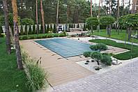 Защитные тенты для бассейна