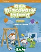 Erocak Linnette Our Discovery Island. Starter. Teacher`s Book with PIN Code