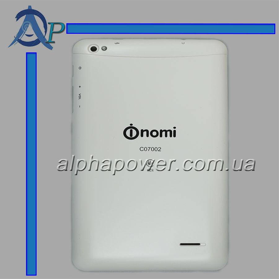 Задняя крышка для планшета Nomi C07002 белая