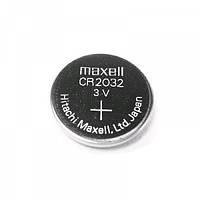Дискова батарейка MAXELL Cell Lithium 3V CR2032