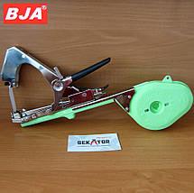 Садовий степлер для підв'язки рослин BJA Tape Binder TB-B (Південна Корея), фото 2