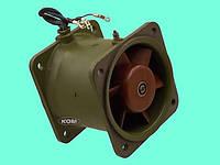 Вентилятор трёхфазный 400 гц.