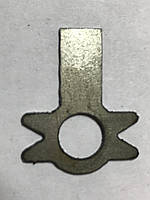 Шайба ГОСТ 13464-77 исп.2 с лапкой уменьшенная, оц. и нержавеющая А2, А4, латунная