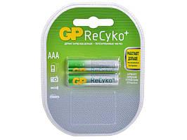 Акумулятор GP AAA ReCyko+ 850mAH