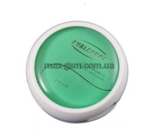 USB-хаб Avalanche AHB-120 (4xUSB port) green