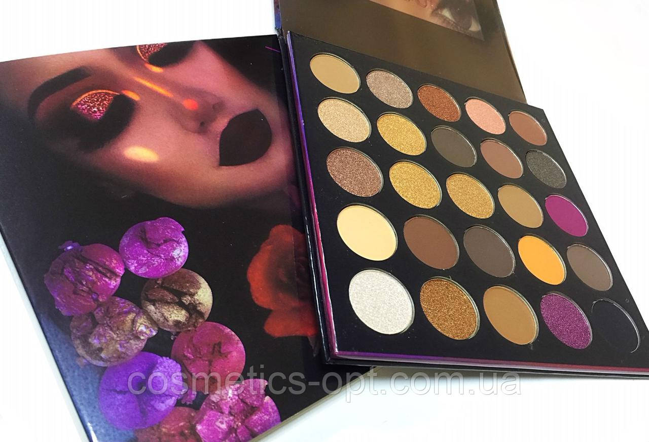 Тени Huda Beauty Textured Shadows Palette (реплика)