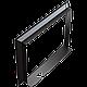 Рамка стальная NADIA 13 гильотина, фото 4