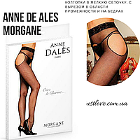 Колготы с вырезом Anne De Ales Morgane