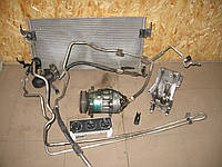 Комплект кондиционера б/у 2.0HDi на Citroen Berlingo, Peugeot Partner год 1996-2008