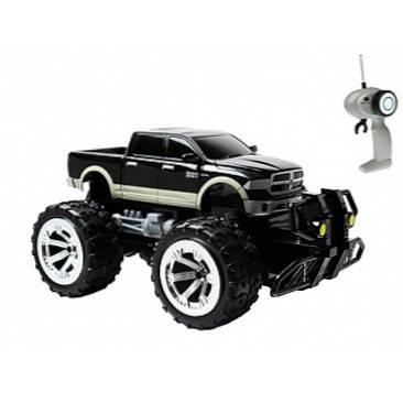Автомобиль радиоуправляемый - DODGE RAM (черный, 1:18), фото 2